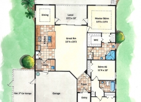 Gela Floor Plan